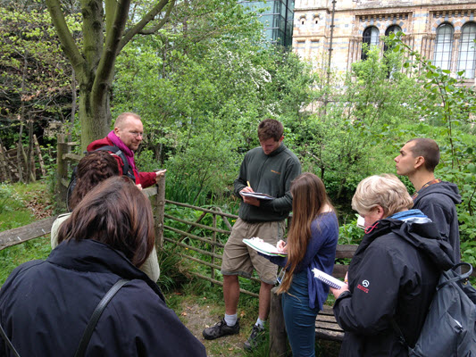 ID Trainers - April 2017 Update - National Biodiversity Network