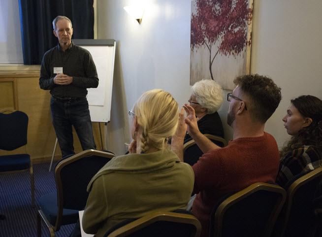 Knowledge Exchange with David Nicholls