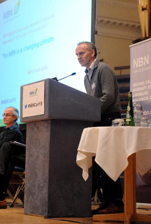 Neil Hodges - Chairman elect