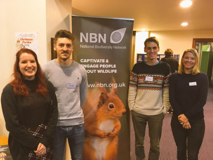 Representing Sheffield: it was lovely to meet fellow UoS students Henry, Simon and Laura too!