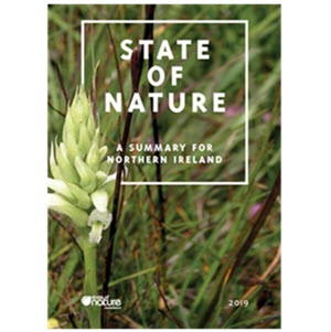 Download the State of Nature 2019 - A Summary for Northern Ireland