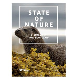 Download the State of Nature 2019 - A Summary for Scotland