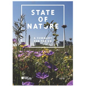 Download the State of Nature 2019 - A Summary for the UK